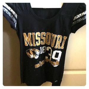New Mizzou Gray Shirt